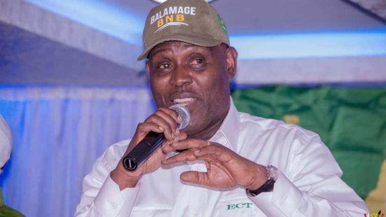 L'Honorable BALAMAGE s'interroge sur la tentative de Coup d'état institutionnel